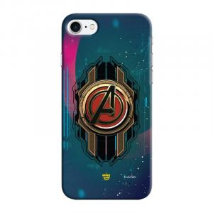 Real 3D Official Avengers Case