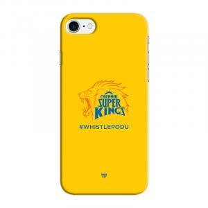 Official Chennai Super Kings Logo Case