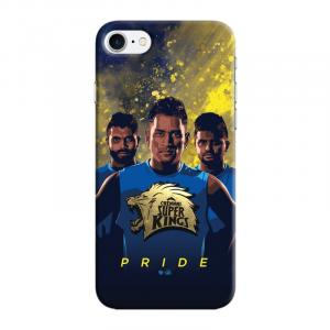 Real 3D Official Chennai Super Kings Pride Case