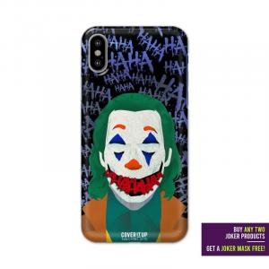 Real 3D Official DC Joker Haha Case