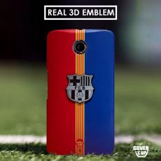 3D Football Barcelona Case