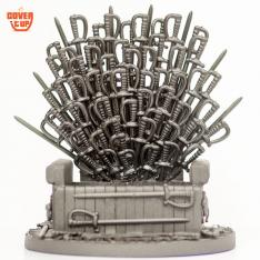 The Iron Throne Mobile Stand - GOT Collectible
