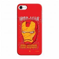 Official Marvel Avengers Endgame Iron Man Billionaire Case