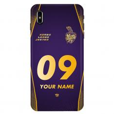 Official Kolkata Knight Riders Customize Case