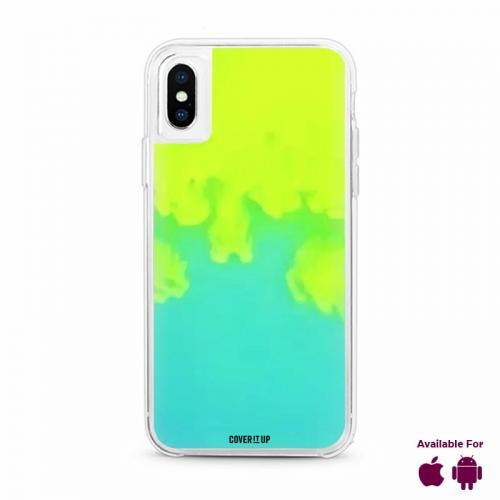 Lime Sorbet Neon Sand Glow Case