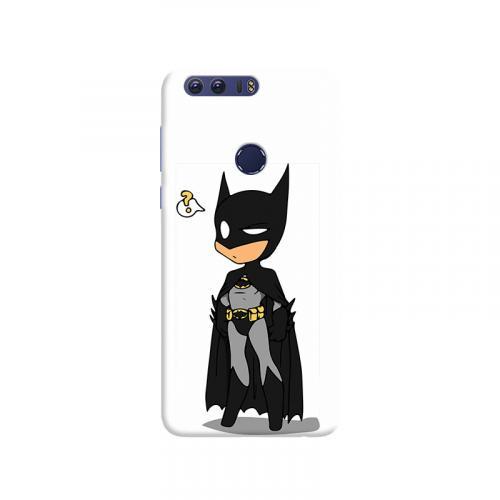Confused batman desgin