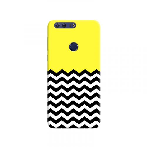 Yellow Chevron design